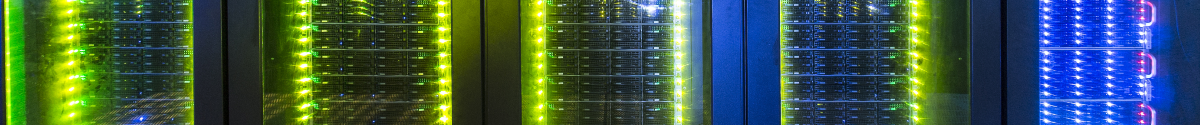 Image of Compute Cluster Racks
